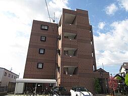 ヴィーブル茨木[4階]の外観