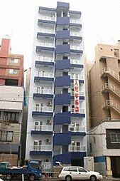 北海道札幌市中央区南七条西3丁目の賃貸マンションの外観
