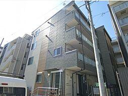 埼玉県さいたま市大宮区桜木町1丁目の賃貸アパートの外観