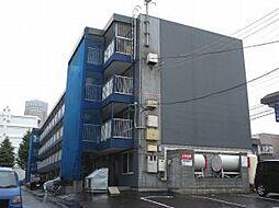 フォレスト新札幌[410号室]の外観