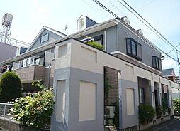 東京都武蔵野市境南町5丁目の賃貸アパートの外観