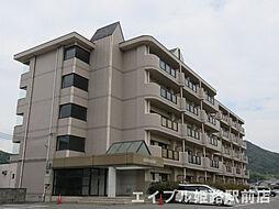兵庫県姫路市別所町北宿の賃貸マンションの外観