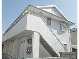 スリーアローテラス[1階]の外観