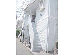 カーサ日野台[1階]の外観