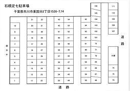 市川真間駅 0.7万円