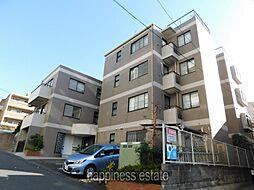 神奈川県川崎市麻生区百合丘3丁目の賃貸マンションの外観
