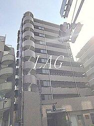 東京都豊島区目白1丁目の賃貸マンションの外観