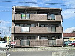 三重県四日市市西富田2丁目の賃貸マンションの外観
