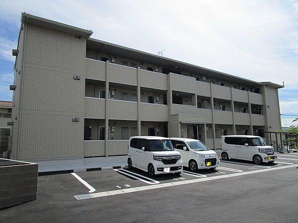 D-room野崎[3階]の外観