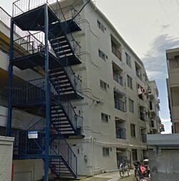 南加瀬マンション[3階]の外観