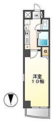 ITOH弐番館[6階]の間取り