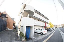 兵庫県姫路市広畑区高浜町3丁目の賃貸マンションの外観