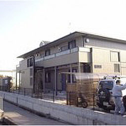 兵庫県姫路市山吹1丁目の賃貸アパートの外観