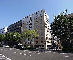 京都府京都市中京区長浜町の賃貸マンションの外観