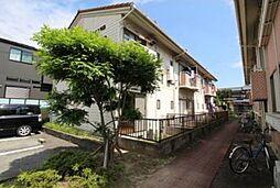 ア−バンハイツ白島A棟[2階]の外観