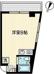 STビル[3階]の間取り