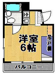 パインマンション[2階]の間取り