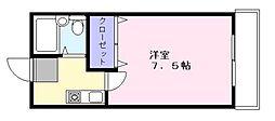 セレクトハイツ[1階]の間取り