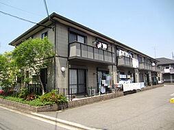 永野ハイツ A棟[105号室]の外観