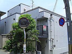 兵庫県神戸市長田区五位ノ池町1丁目の賃貸アパートの外観