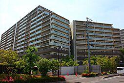 外観(RC造14階建8階部分。開けた眺望の住まいです。)