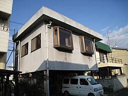 京都府木津川市木津神田の賃貸アパートの外観