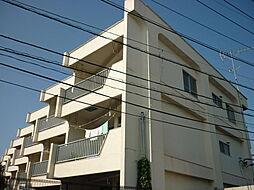 東京都国分寺市日吉町の賃貸マンションの外観