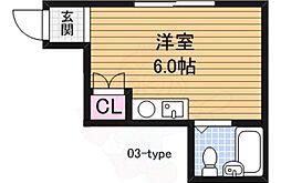 上新庄駅 2.3万円