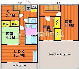 岡山駅 7.6万円
