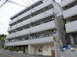 兵庫県神戸市須磨区道正台1丁目の賃貸マンションの外観