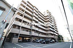 サーパス東島田[5階]の外観