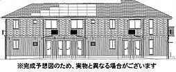 木犀館2[2階]の外観