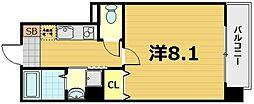 (仮称) 南区東九条西明田町マンション[2階]の間取り