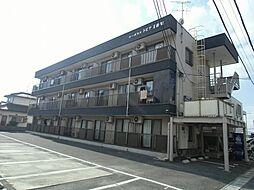 コーポラストピア2番館[1階]の外観