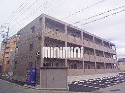 大島マンション2[1階]の外観