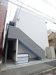 大阪府堺市堺区東湊町5丁の賃貸アパートの外観