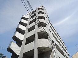 大阪府大阪市平野区平野本町1丁目の賃貸マンションの外観