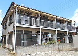 埼玉県朝霞市根岸台7丁目の賃貸アパートの外観