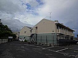 サニーグリーン北喜B棟[102号室]の外観