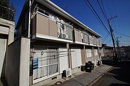 神奈川県横浜市神奈川区松見町3の賃貸アパートの外観