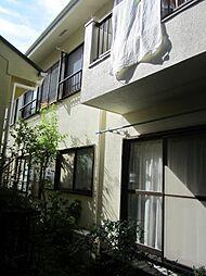 東京都世田谷区弦巻3丁目の賃貸アパートの外観