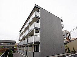 レオパレス福住[3階]の外観