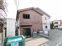 レジデンツ湘南[103号室]の外観