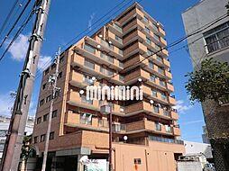 ライオンズマンション大垣[7階]の外観