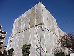 パークサイド千歳台[1階]の外観