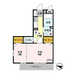 日野駅 8.2万円