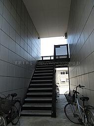 センティアム三町[107号室]の外観