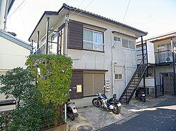石川ハウス[201号室号室]の外観