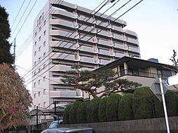 栃木県宇都宮市西2丁目の賃貸マンションの外観