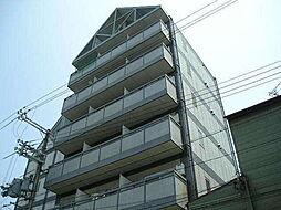 SKハイツ平野[5階]の外観